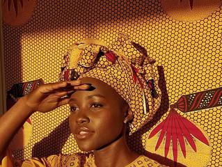 Lupita Nyong'o & Her Head Wrap Game Strong!