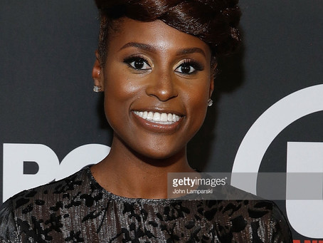 Issa Rae – Natural Hair Inspo!