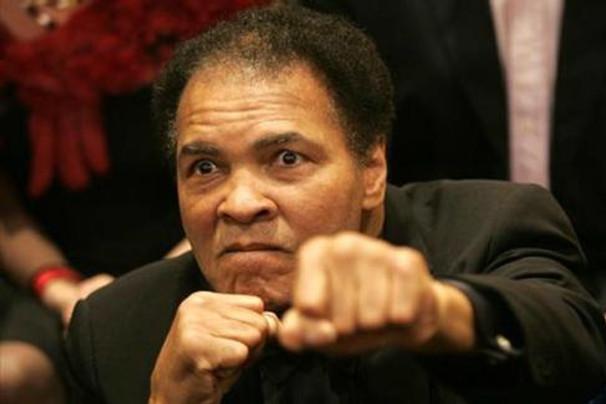 Ali later in 2