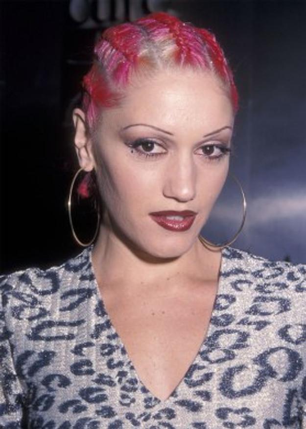 Gwen thin brows