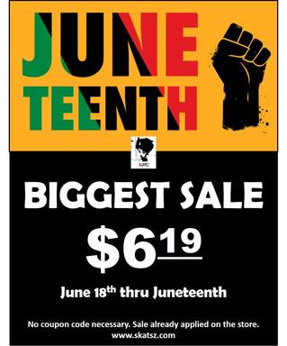 Shop Biggest Sale!! – PRE JUNETEENTH!