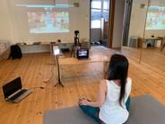 CATV地域密着情報番組「チームベイコム」でスタジオサンクが紹介されます。