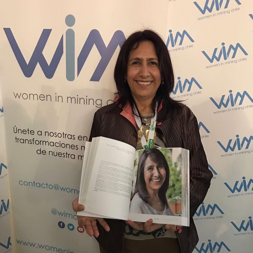 Lanzamiento Libro WIM - 2017 Exponor