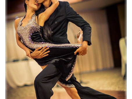 Iskandar and Alyzsa-Tango for life