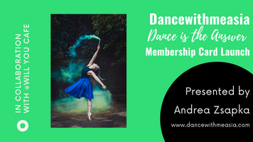 BE A DANCEWITHMEASIA MEMBER