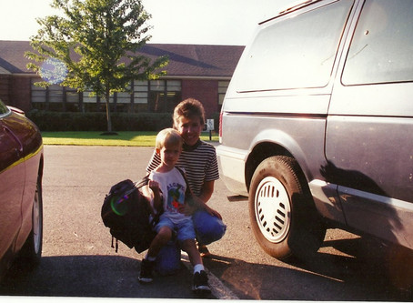 The Last Back-to-School Picture