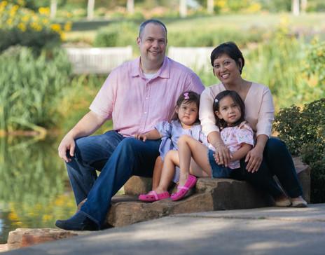 The Shrewsbury Family