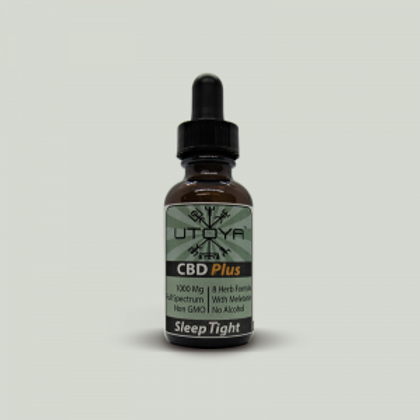 Utoya CBD Plus Sleep Tight Formula