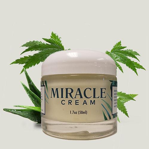 Divine Healing CBD - Miracle Cream - 600mg 50ML