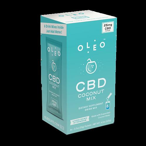 Oleo - Coconut CBD Drink Mix