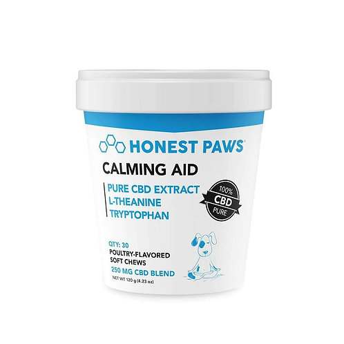 Honest Paws - Calming Aid CBD Soft Chews