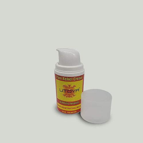 Utoya CBD Pain Relief Cream 50 ML Pump