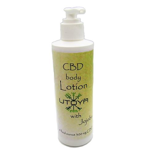 Utoya - CBD Body Lotion