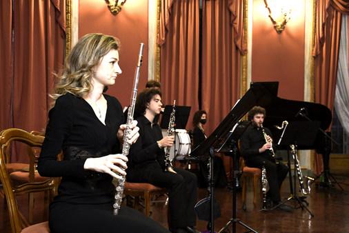 Elisa Maccarrone, Gabriele Colombo, Simone Benevelli, Elena Brunello