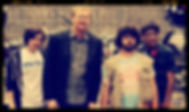 Josh Brener, Kurt Braunohler, Adam Herschman, Karan Soni B-Roll Movie Comedy