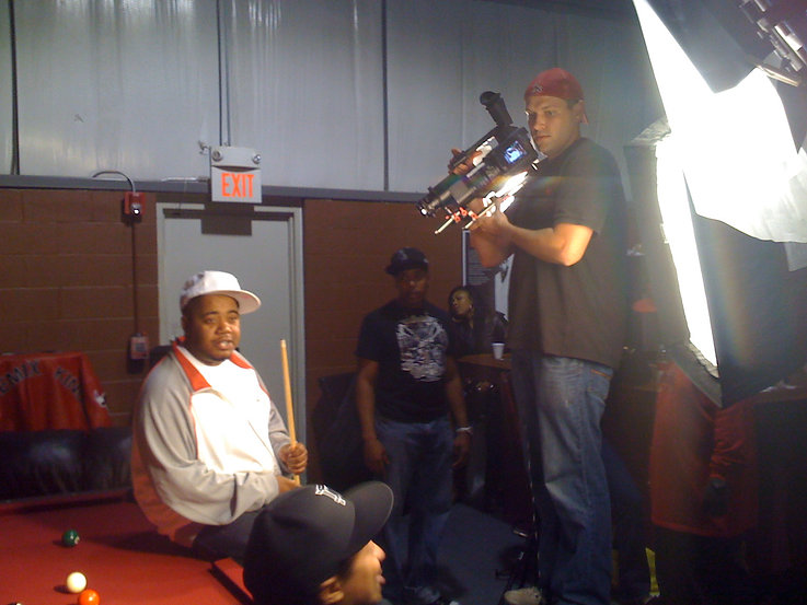 Twista, Travis Long Director, Producer, Writer Music Video, B-Roll, Kill Me Now