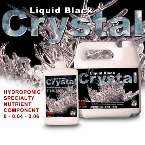 Liquid Black Crystal