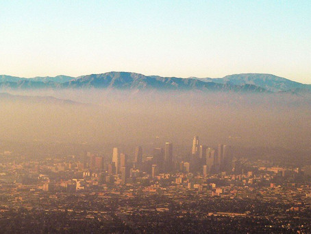 Skin 101: the Effects of Pollution & Smog on Skin