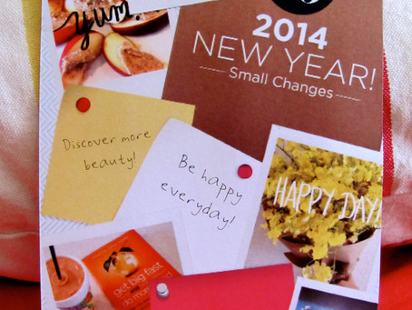 January's Bellabox – New Year Small Changes