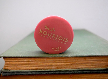Beauty Blush Playground no. 2: Bourjois Little Round Pot of Blush in 33 Lilas D'or