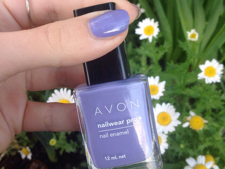 Nails of the Day: Cultured Purple