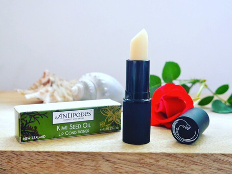 One of the Best Lip Balms of all Time! Antipodes Kiwi Seed Oil Lip Conditioner <3