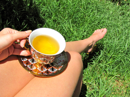 Tea Revives You!