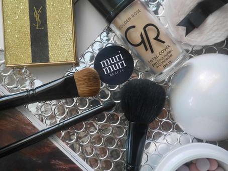 Muri Muri Beauty: Brushes 1, 2 and 3 💋🎨🖌