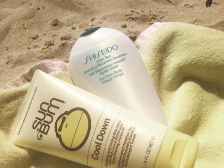After Sun Lotions: Shiseido, Sun Bum & the Body Shop