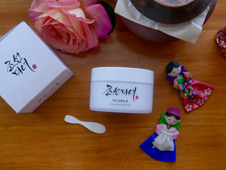 Review: Beauty of Joseon Cleansing Balm 🎎🇰🇷🧼