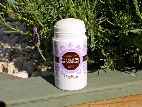 Review: Lavanila The Healthy Deodorant, Vanilla Lavender