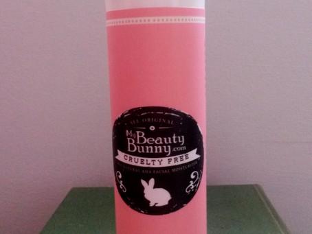 Review: My Beauty Bunny All Natural AHA Facial Moisturiser
