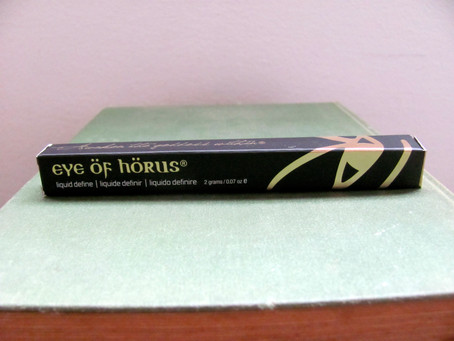 Review: Eye of Horus Liquid Define Eye Liner
