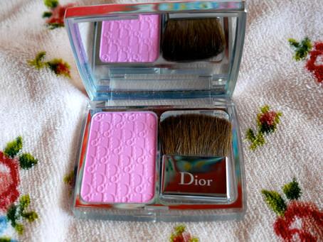 Beauty Blush Playground No. 1: Dior Rosy Glow Blush 001 Petal