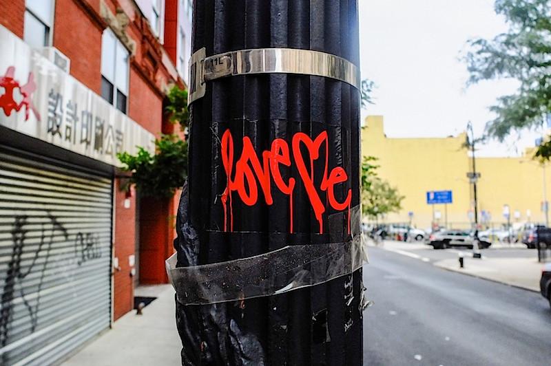 love_me_graffiti_sticker_lower_east_side