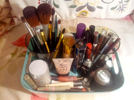 New Makeup Storage