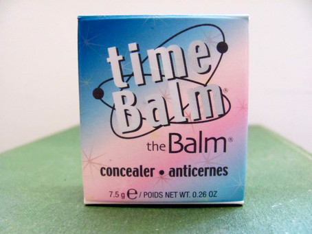 Review: theBalm's Time Balm Concealer