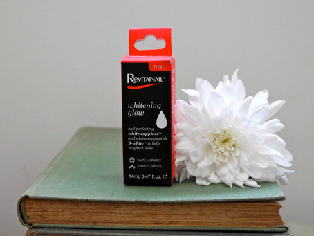 Review: Dr Lewinns Revitanail Whitening Glow