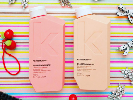Review: Kevin Murphy's Plumping Wash and Rinse