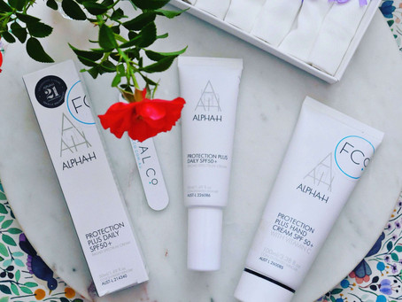 Review: Alpha H Protection Plus Daily SPF  50+ & Protection Plus Hand Cream SPF 50+