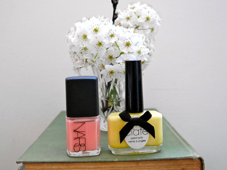 Nails of the Day: Trouville & Loop the Loop