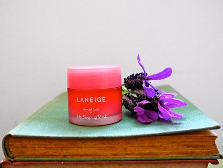 Review: Laneige Lip Sleeping Mask