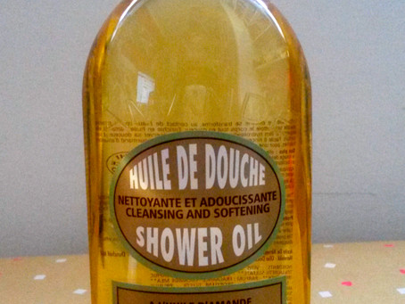 Review: L'Occitane Almond Shower Oil