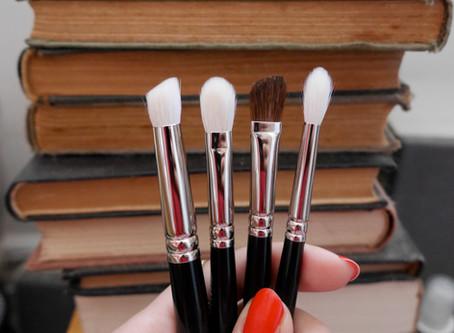 Beauty Tools: Hakuhodo Eye Shadow Brushes & Quick Update