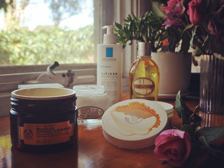 Comforting Winter Body Care Products <3
