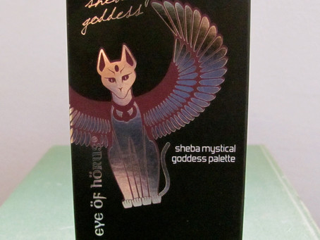 Review: Eye of Horus Sheba Mystical Palette