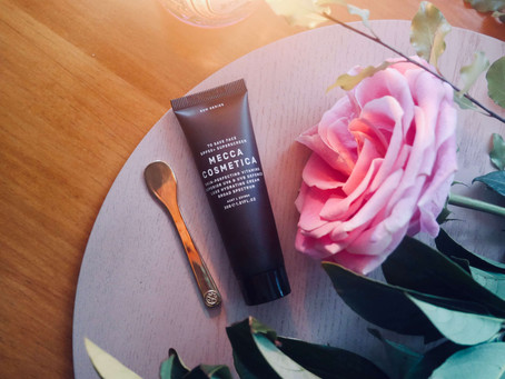 When a Sunscreen Doesn't Feel Like a Sunscreen: Mecca Cosmetica To Save Face SPF 50+ Superscre