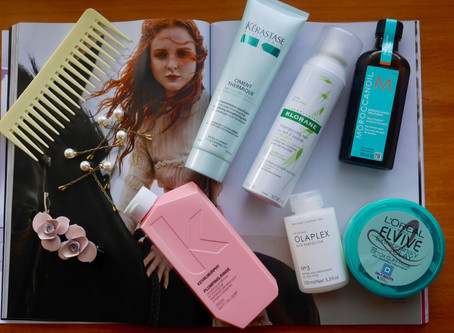Some of My Favourite Hair Care Products <3