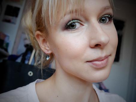 Makeup Look: Green Overcast