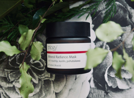 Review: Trilogy Mineral Radiance Mask 🌿💫